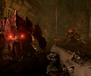 Что критики думают про Doom наSwitch и как графика в ней выглядит в сравнении сдругими платформами