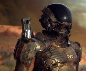 Опубликован дебютный трейлер Mass Effect: Andromeda