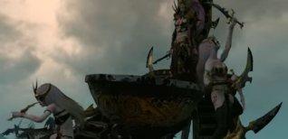 Total War: Warhammer II. Геймплейный трейлер DLC The Queen & The Crone