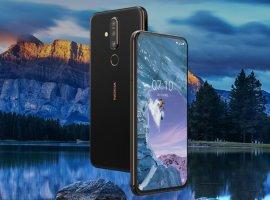 Представлен Nokia 6.2: дыра в экране и «чистый» Android