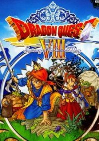 Dragon Quest VIII: The Journey of the Cursed King – фото обложки игры