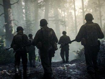 Шутеры про Вторую мировую войну