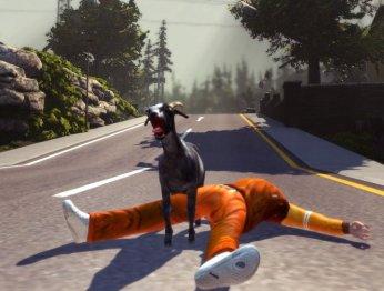 Рецензия на Goat Simulator