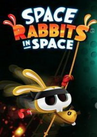 Space Rabbits in Space – фото обложки игры