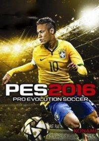 PES 2016 – фото обложки игры