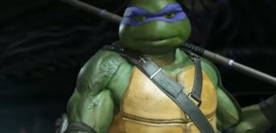 Injustice 2. Трейлер DLC Teenage Mutant Ninja Turtles