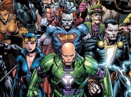 Суперзлодеи заменят Лигу справедливости и спасут мир