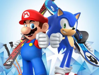 Рецензия на Mario & Sonic at the Sochi 2014 Olympic Winter Games