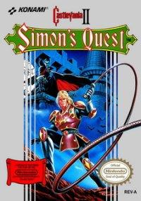 Castlevania II: Simon's Quest – фото обложки игры