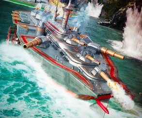 Leviathan: Warships. Трансляция