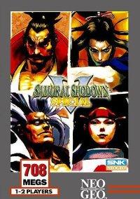Samurai Shodown V Special – фото обложки игры