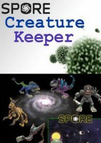 Spore Creature Keeper – фото обложки игры