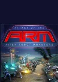 Alien Robot Monsters – фото обложки игры