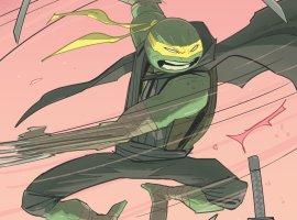 Черепашка-ниндзя женского пола получит свой сольный комикс