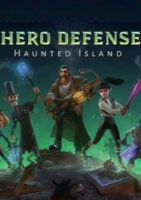 Hero Defense - Haunted Island – фото обложки игры