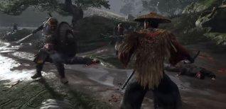 Ghost of Tsushima. Геймплейный трейлер к E3 2018