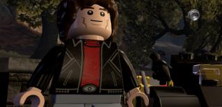 LEGO Dimensions. Дорожный рыцарь