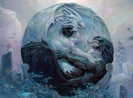 «Летний дракон»— прекрасное фэнтези отиллюстратора Dungeons & Dragons