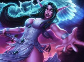 Оказалось, что вселенная Warcraft могла остаться без полюбившихся всем ночных эльфов