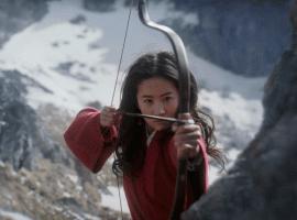 Фильм «Мулан» стал первым ремейком Диснея, получившим рейтингPG-13