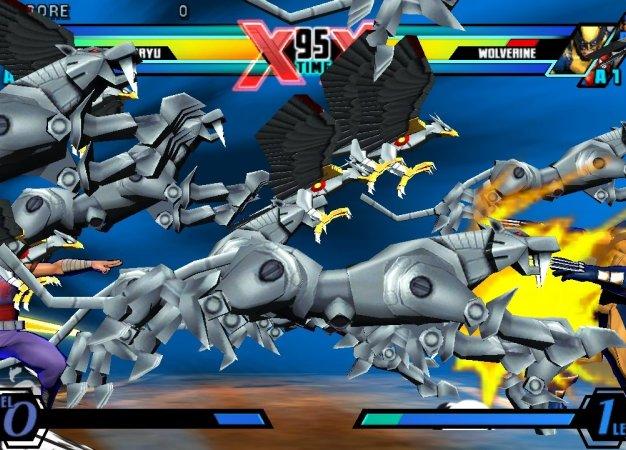 Рецензия на Marvel vs. Capcom 3