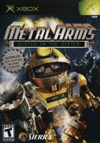 Metal Arms: Glitch in the System – фото обложки игры
