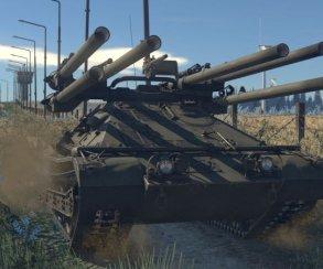 «Новая эра» War Thunder: обновление добавит технику шестого ранга