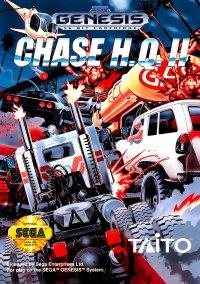 Chase H.Q. II – фото обложки игры