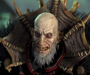 Некроманты в Total War: Warhammer выглядят идеально