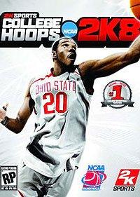 College Hoops 2K8 – фото обложки игры