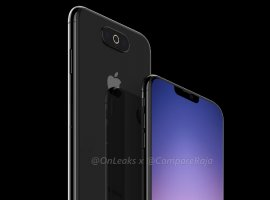 Опубликованы новые рендеры iPhone XI: уже знакомый вырез и горизонтальная камера с круглой вспышкой