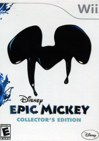 Disney Epic Mickey Collector's Edition