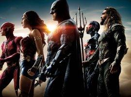 Супермен сражается соСтеппенвульфом нановом концепт-арте «Лиги справедливости» Зака Снайдера