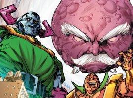 Гибриды Marvel зашли слишком далеко— восемь супергероев слеплены водного!