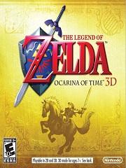 The Legend of Zelda: Ocarina of Time – фото обложки игры