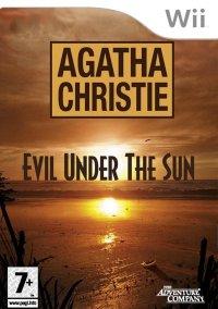 Agatha Christie: Evil Under the Sun – фото обложки игры