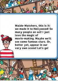 Where's Waldo? in Hollywood – фото обложки игры