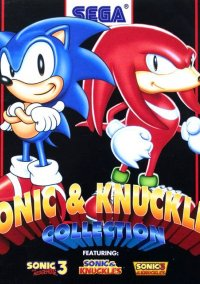 Sonic & Knuckles Collection – фото обложки игры