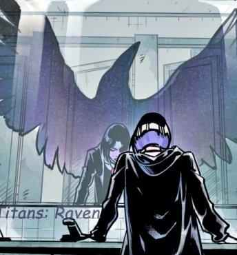 Teen Titans: Raven. Начало положено