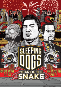 Sleeping Dogs: Year of the Snake
