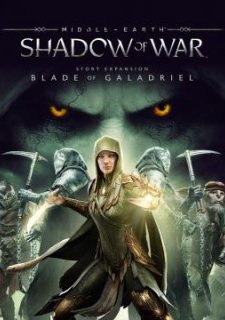 Middle Earth: Shadow of War - Blade of Galadriel