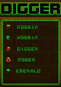 Digger Remastered – фото обложки игры