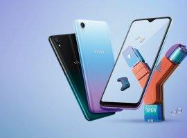 ВРоссии выходит смартфон Vivo Y1s: батарея 4000 мАч ицена 8490 рублей