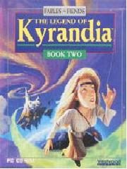 The Legend of Kyrandia, Book Two: The Hand of Fate – фото обложки игры