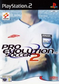 Pro Evolution Soccer 2 – фото обложки игры