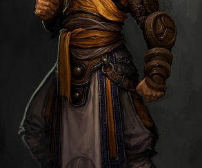"Видеоролик Diablo III: класс ""Монах"""