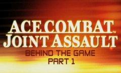 Ace Combat: Joint Assault. Дневники разработчиков ч.1