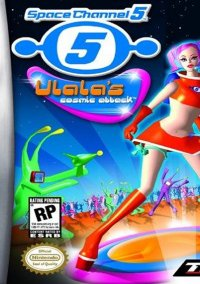 Space Channel 5: Ulala's Cosmic Attack – фото обложки игры