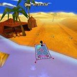 Скриншот Aladdin Magic Carpet Racing – Изображение 3