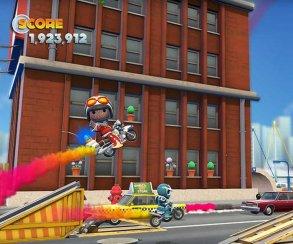 Герои Tearaway и LittleBigPlanet посетят порт Joe Danger 2 на PS Vita